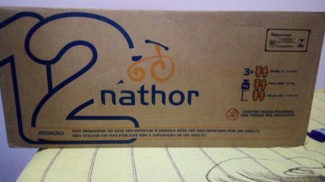 Bicicleta Infantil DE Menino Nova