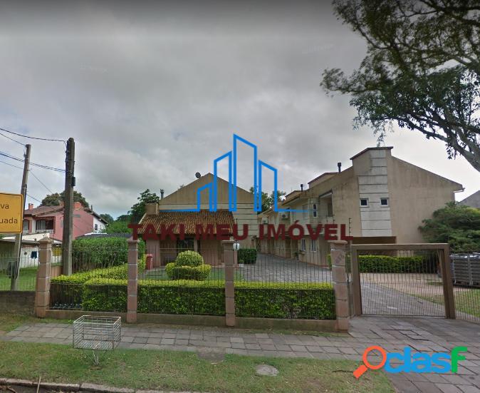 Linda casa em condomínio na zona sul de POA 260.000