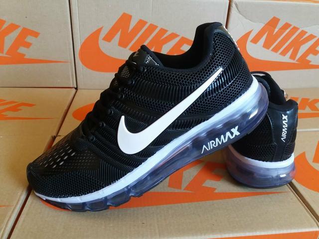Tênis Masculino Nike - Preto - Entrega Grátis