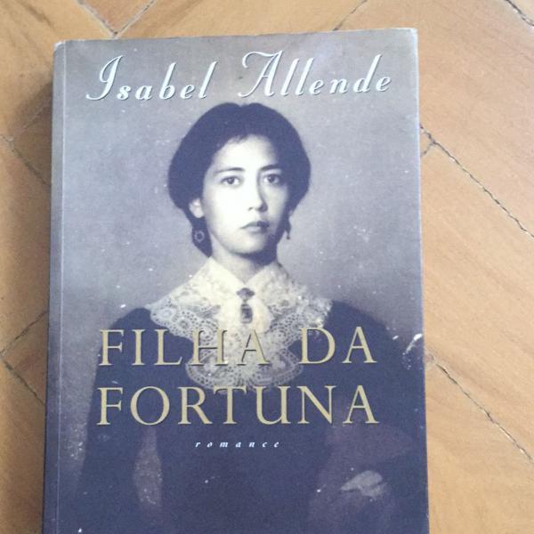 livro filha da fortuna