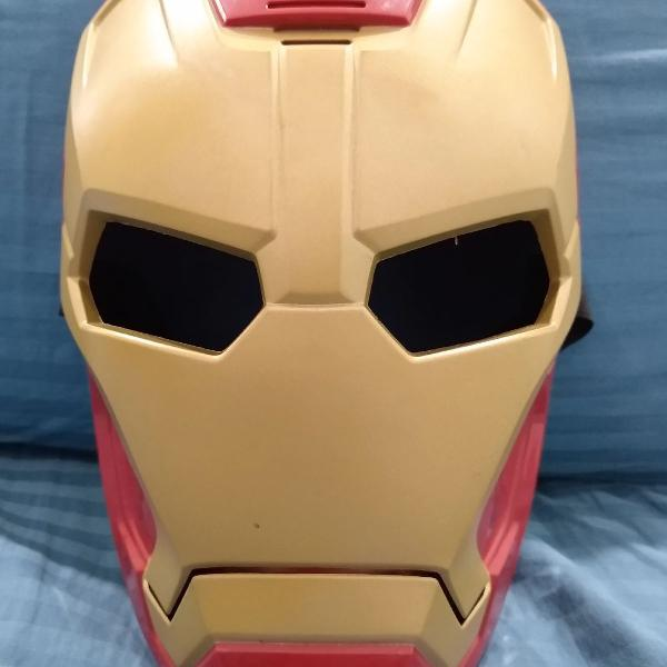 Avengers Máscara Eletrônica Iron Man