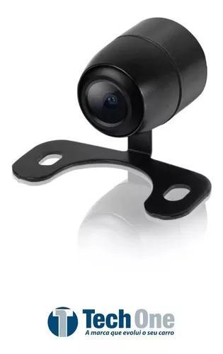 Câmera De Ré Automotiva Com Visão Noturna Noite Escuro