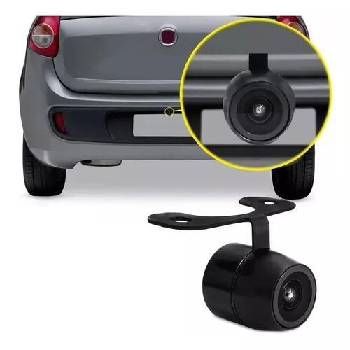 Câmera De Ré Automotiva Estacionamento Visão Noturna