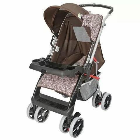 Kit carrinho mais bebe conforto tutti Baby
