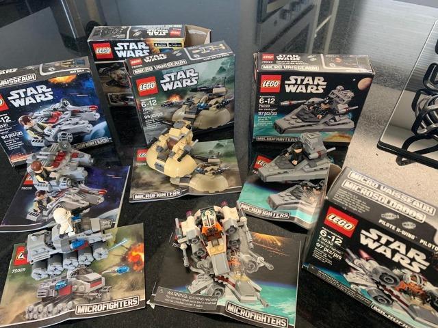 Lego Star Wars Conjunto