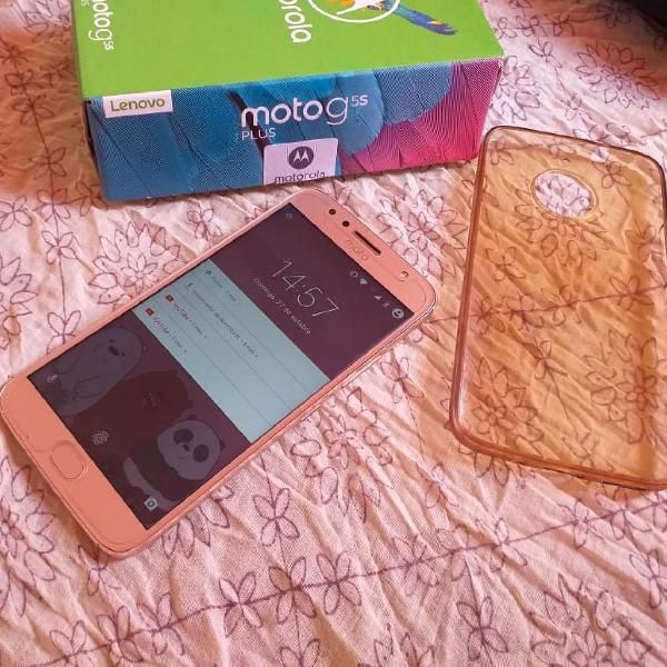 Moto G5S plus com nota fiscal