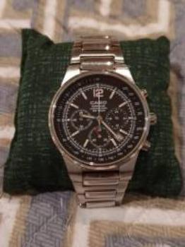 Relógio Casio Edifice Preto