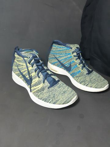 Tenis Nike Lunar On Flyknit Chukka Cano Alto Tamanho