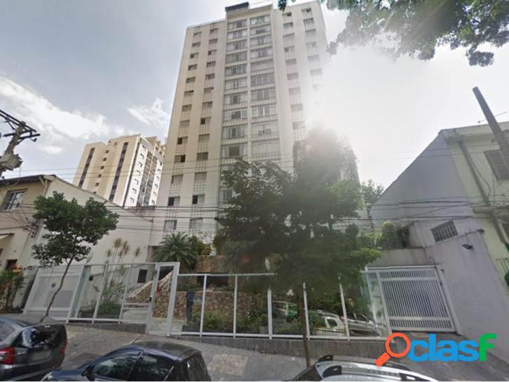 Apartamento com 3 dormitórios para alugar, 107 m² por R$