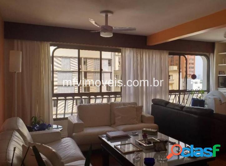 Apartamento de 3 quartos para venda no Jardim Paulista -
