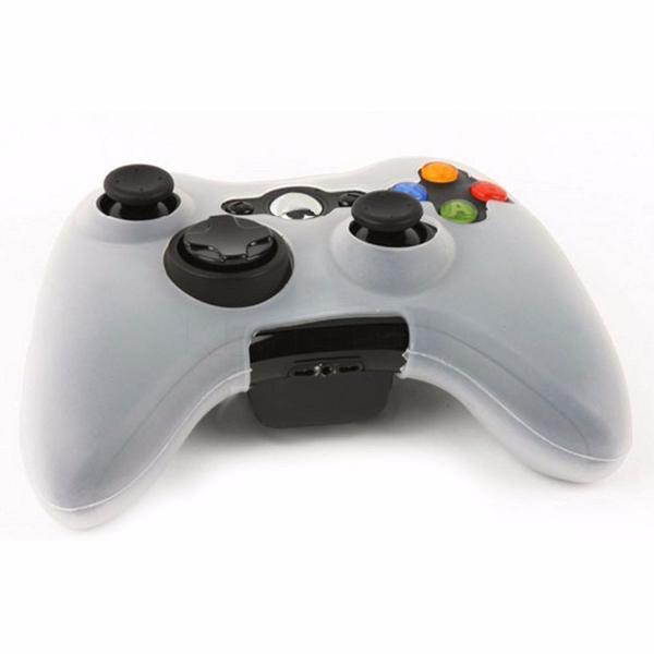 Capa Case Silicone Protetora Controle Xbox 360