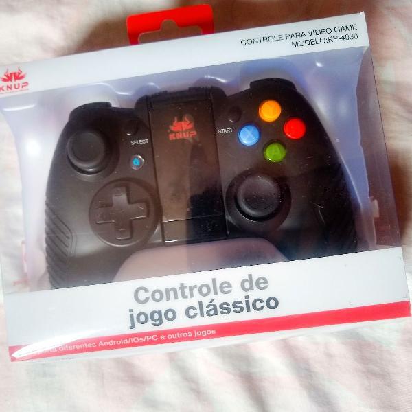 Controle para jogos