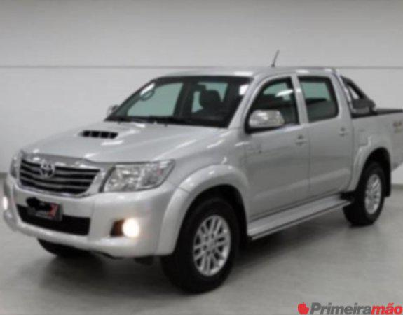 HILUX SRV 4X4 3.0 ANO 2007/2007 COMPLETISMA AUTOMÁTICA