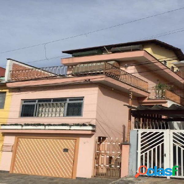 Sobrado com 2 dormitórios à venda, 120 m² por R$ 635.000