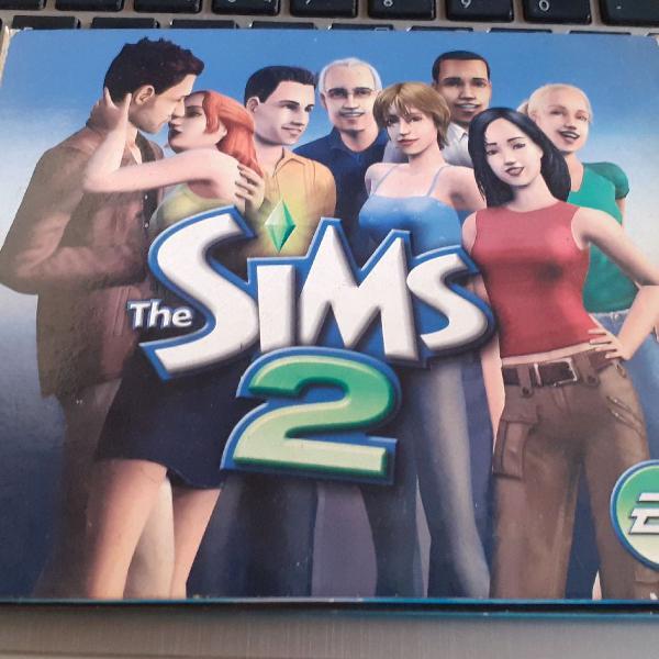 The Sims 2 - Mídia física - Usado