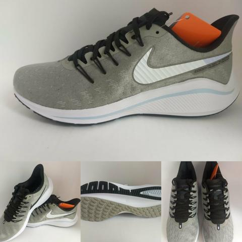 Tênis Nike Air Zoom Vomero 14 - cinza