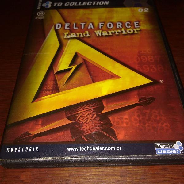 delta force land warrior - pc game