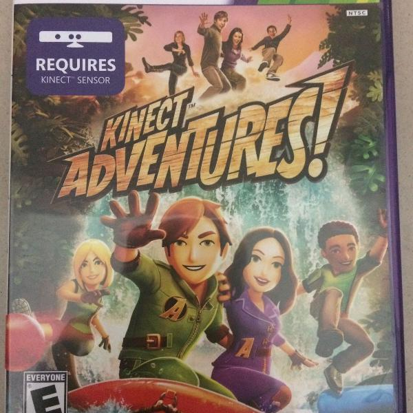 game adventures xbox 360 kinect