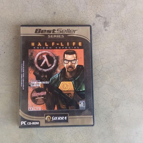 half life (counter striker) edição especial jogo para pc