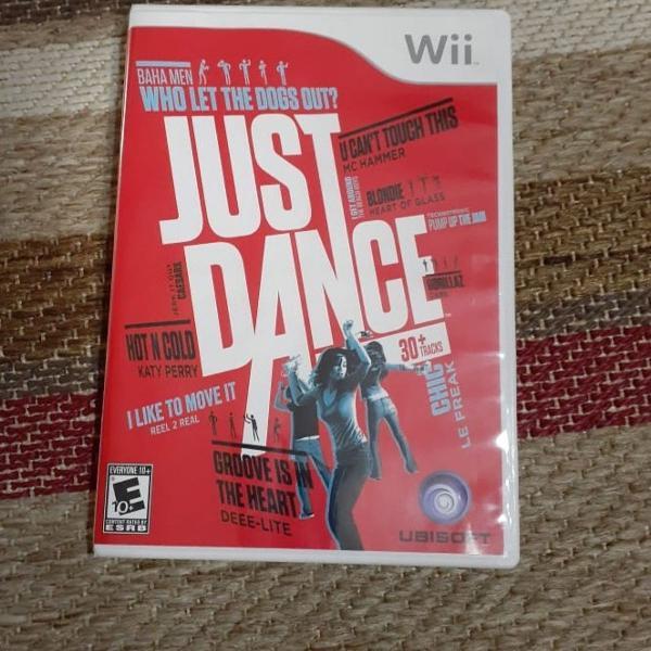 jogo just dance para nintendo wii