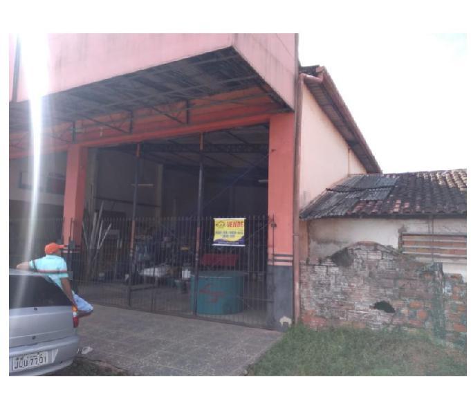 12x20 pronto e funcionado loja de materiais de construção