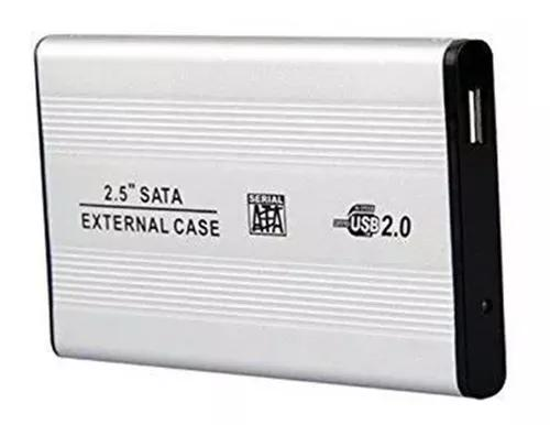 Case Hd Sata Externo Notebook 2.5 Usb #mais Barato