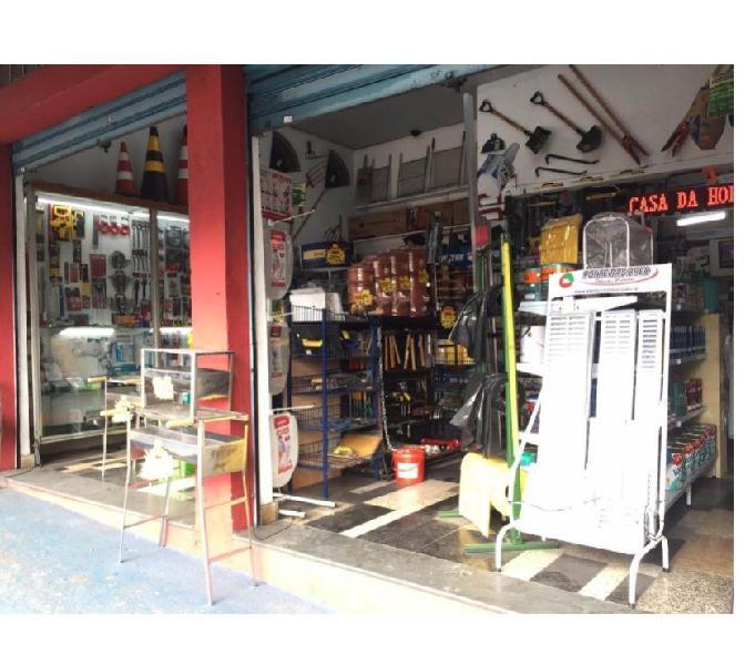 Loja de material de construção bem localizada - Vila