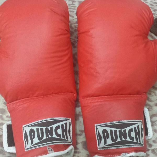 Luva de boxe Punch 12oz