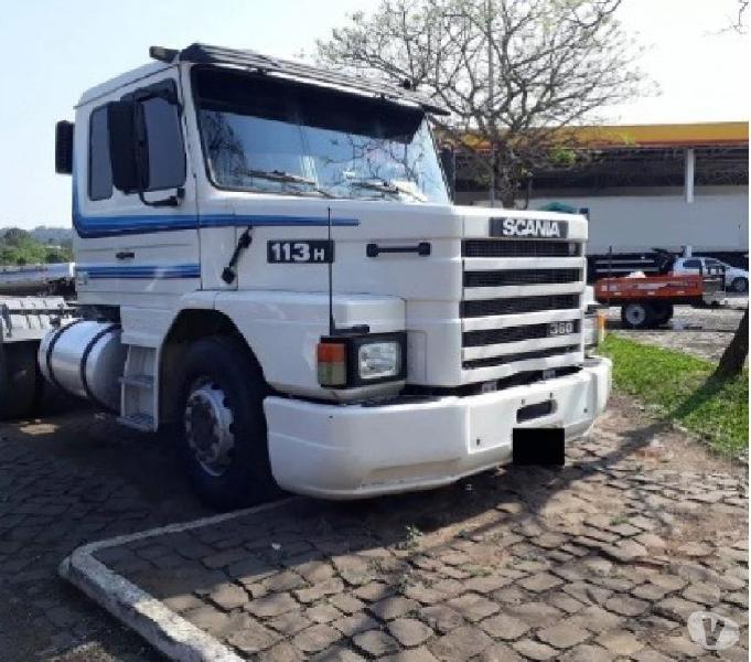 Scania T 113 360 6x2