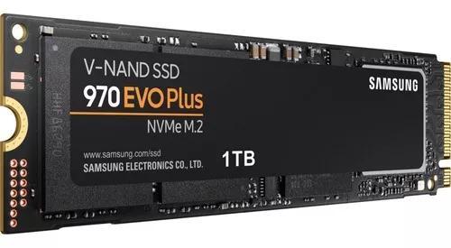 Ssd M.2 Evo Plus 1tb Pci-e 3.0 X4 Nvme 970 Samsung C/nf
