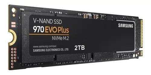 Ssd M.2 Samsung 970 Evo Plus 2tb - Modelo - Mz-v7s2t0 (2 Tb)