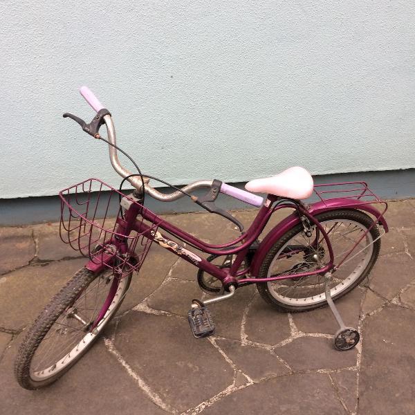 bicicleta infantil monark brisa (aro 16)