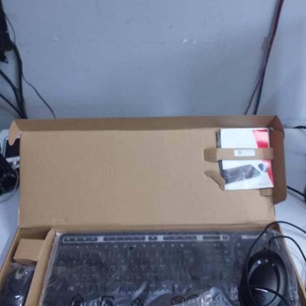 kit teclado e mouse microsoft wireless