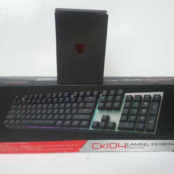 motospeed ck104 e v30 teclado e mouse