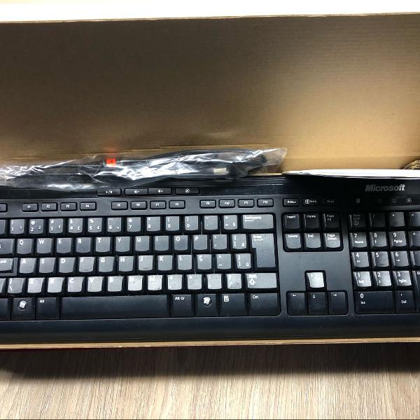 teclado microsoft usb
