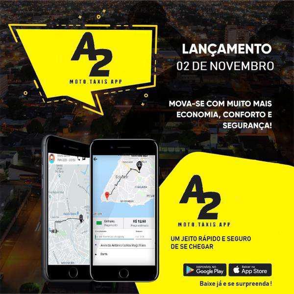 A2 Moto Táxi