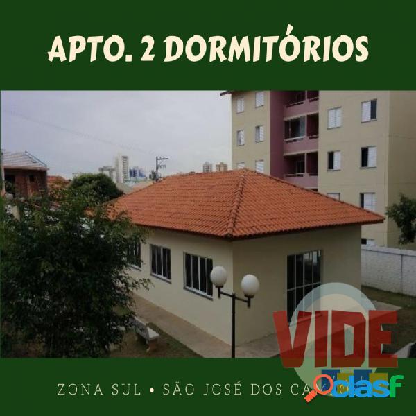 Apartamento com 2 dormitórios, 50 m², 1 vaga, no Jardim