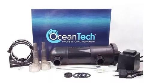 Filtro Uv Esterilizador Ocean Tech 18w Aquários E Lagos