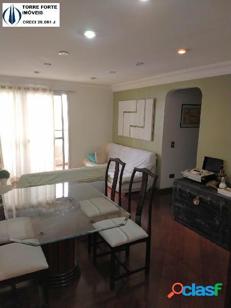 Lindo apartamento com 3 dormitórios na Vila Moreira. 2