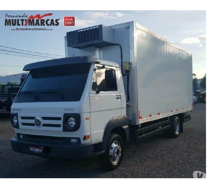 Volkswagen 8-150 E Delivery Plus - Câmara fria Gancheira