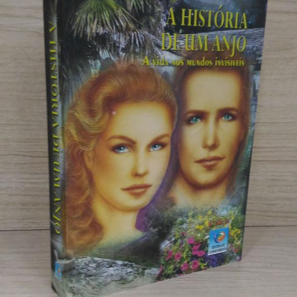 """livro """"a história de um anjo"""""""
