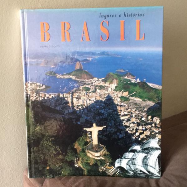 livro brasil história e lugares