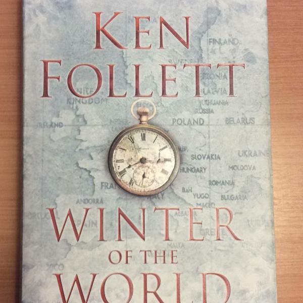 livro em inglês - winter of the world - ken follett