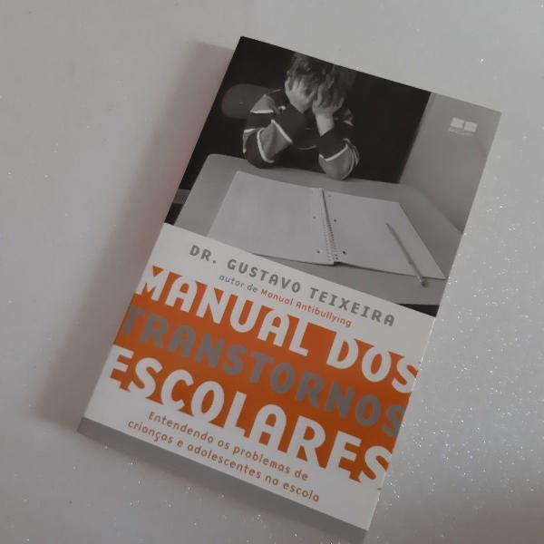 livro - manual dos transtornos escolares