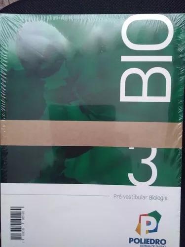 5 Livros Pré Vestibular Ensino Poliedro/2018