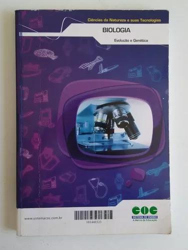 Apostila De Biologia Pré-vestibular, Coc 1 Volume