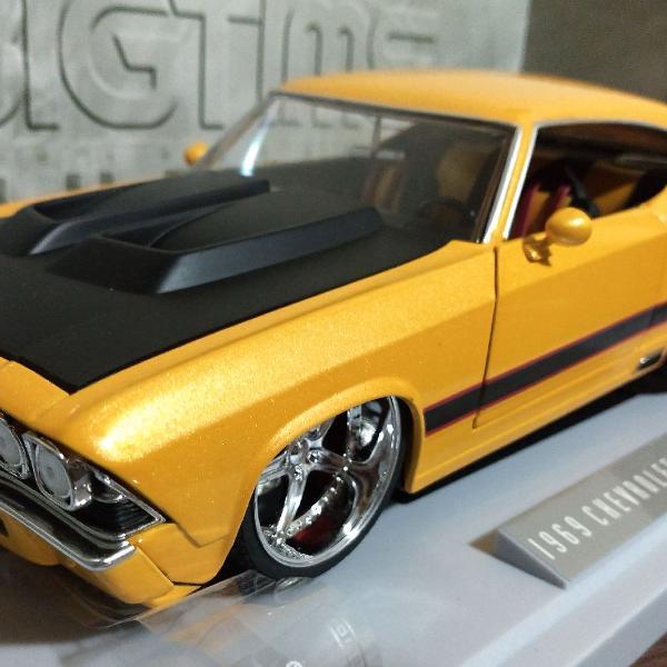 Chevrolet Chevelle SS 1969 - jada toys 1:18
