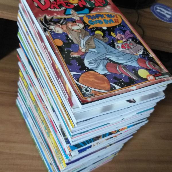 Coleção completa Dragon Ball Z