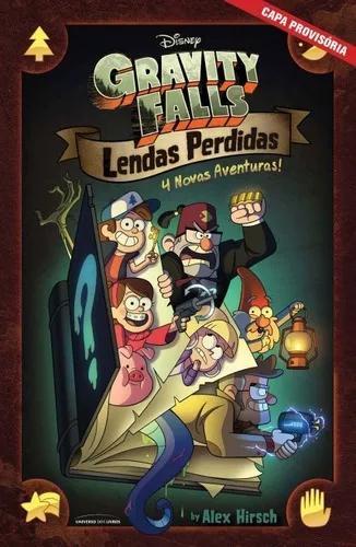 Gravity Falls: Lendas Perdidas 4 Histórias