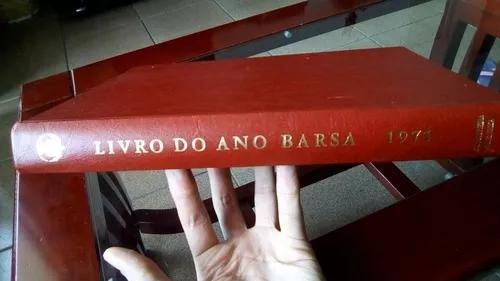 Livro Do Ano Barsa 1973